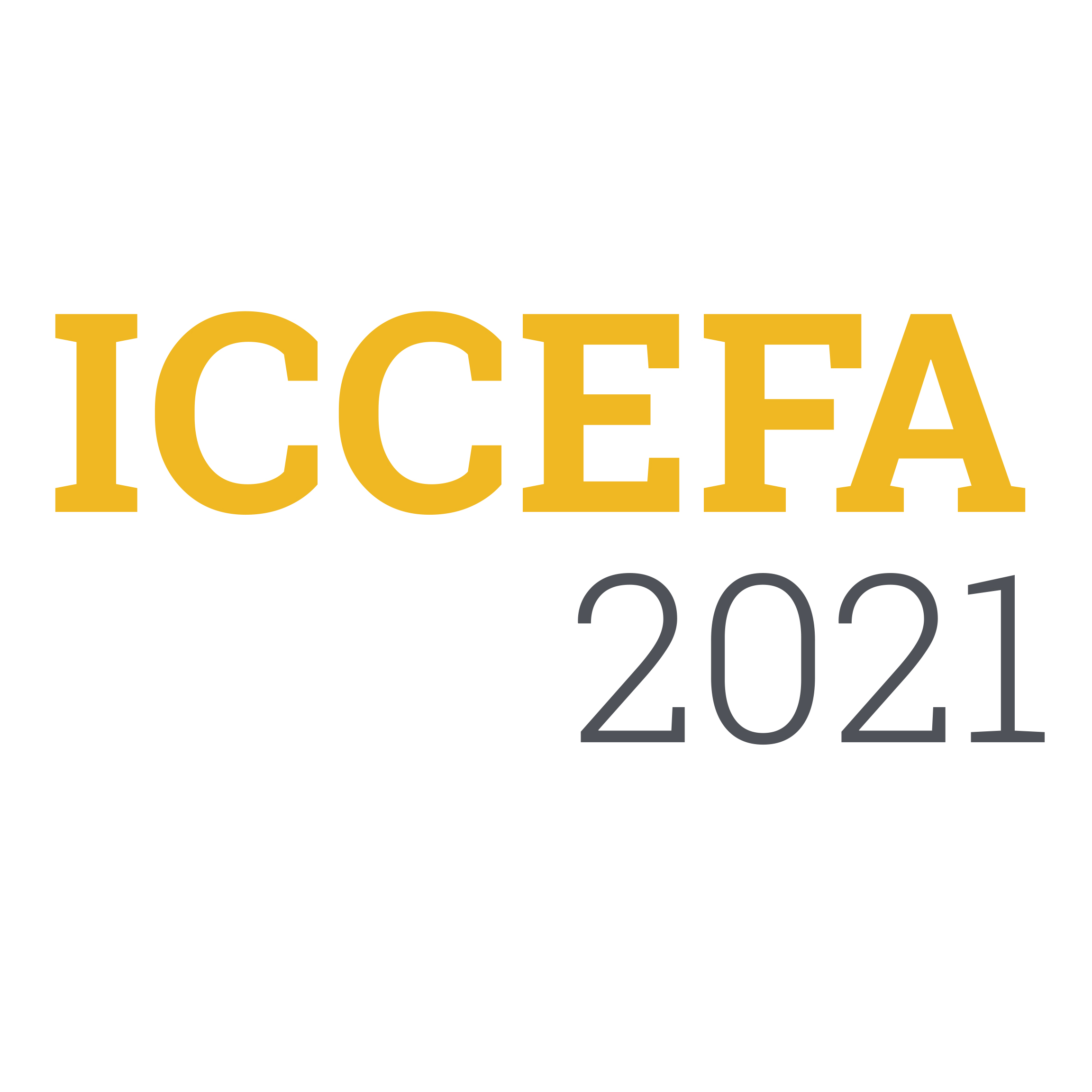 2nd International Conference on Civil Engineering Fundamentals and Applications (ICCEFA'21)
